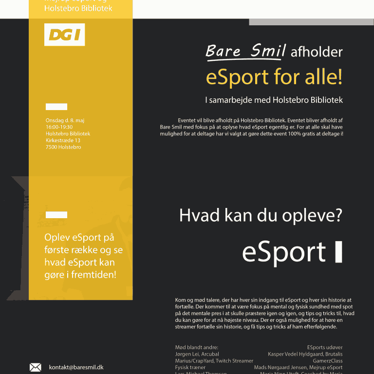 eSport for alle